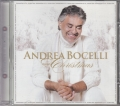 Andrea Bocelli - My Christmas - CD front