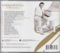 Andrea Bocelli - My Christmas - CD back