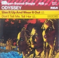 Odyssey ‎– Use It Up And Wear It Out MS