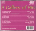 A Gallery Of Hits - CD