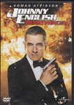 Johnny English reaktywacja DVD (R. Atkinson)