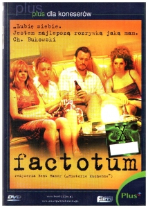 Factotum DVD (Matt Dillon)