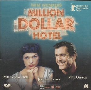 Million Dollar Hotel - film DVD