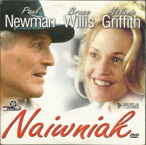 Naiwniak - film DVD