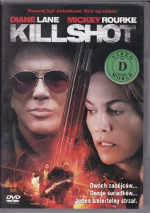 Killshot DVD (D. Lane, M. Rourke)