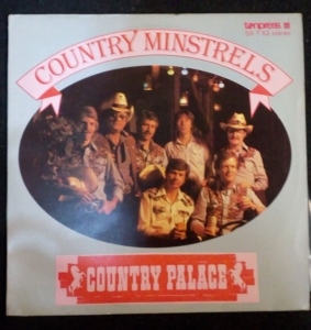 Country Minstrels - Country Palace LP