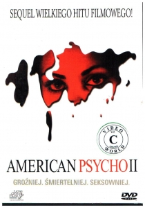 American Psycho 2 DVD (Mila Kunis, William Shatner)