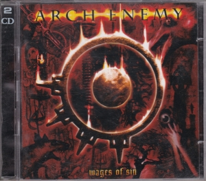 Arch Enemy ‎- Wages Of Sin - CD