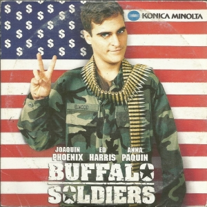 Buffalo soldiers - film DVD