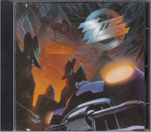 ZZ Top - Recycler CD