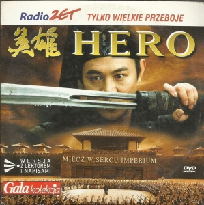 Hero - film DVD
