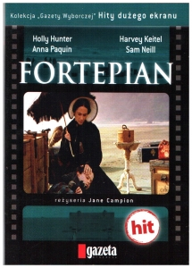 Fortepian DVD (Holly Hunter)