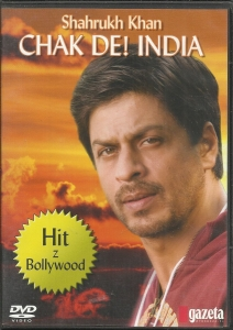 Chak De! India - Naprzód Indie- film DVD