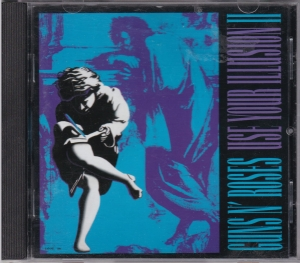 Guns N' Roses ‎– Use Your Illusion II  - CD