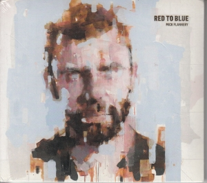 Mick Flannery - Red To Blue - CD