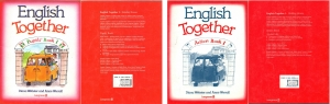 English Together Pupils Book / Action Book 1 - Diana Webster Anne Worrall