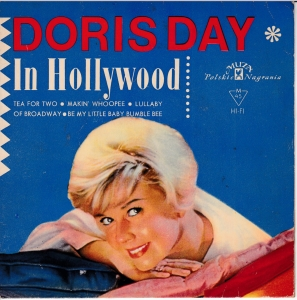 Doris Day - In Hollywood - EP