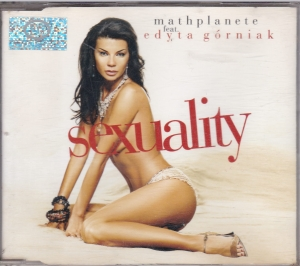 Mathplanete Feat. Edyta Górniak - Sexuality  - CD