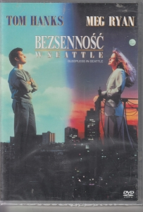 Bezsenność w Seattle DVD (Tom Hanks, Meg Ryan)