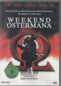 Weekend Ostermana film DVD (R. Hauer)