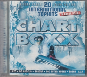 20 International Tophits - CHART BOXX 1/2002  - CD