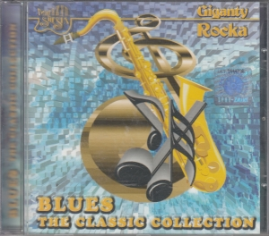 Blues The Classic Collection - Giganty Rocka - CD