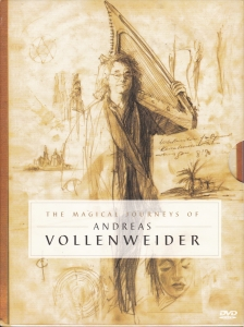 Andreas Vollenweider The Magical Journeys 2-DVD