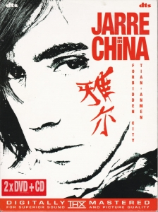 Jean Michel Jarre Jarre in China 2xDVD + CD