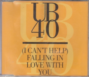 UB40 - (I Can't Help) Falling In Love With You - CD