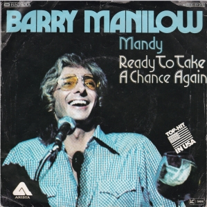 Barry Manilow - Mandy  - SP