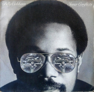 Billy Cobham ‎- Inner Conflicts LP