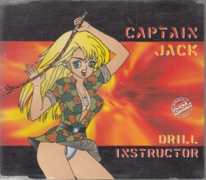 Captain Jack ‎- Drill Instructor - CD