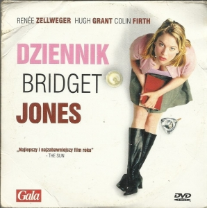 Dziennik Bridget Jones - film DVD