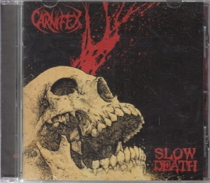 Carnifex ‎- Slow Death - CD