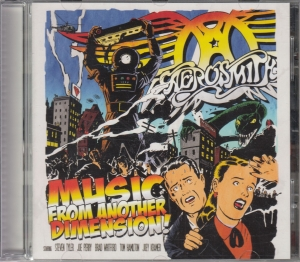 Aerosmith ‎- Music From Another Dimension! - CD