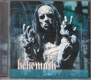 Behemoth ‎- Thelema.6 - CD