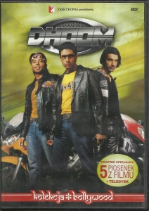 Dhoom- film DVD