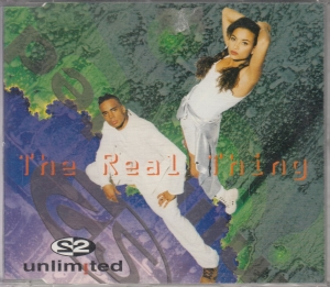 2 Unlimited ‎- The Real Thing - CD