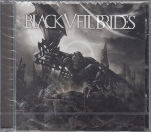 Black Veil Brides ‎- Black Veil Brides - CD