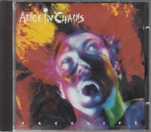 Alice In Chains ‎- Facelift - CD