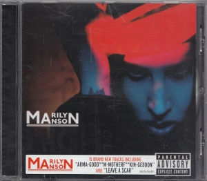 Marilyn Manson ‎- The High End Of Low - CD