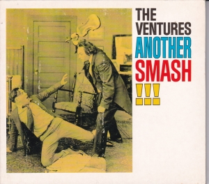 The Ventures ‎- Another Smash - CD