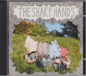The Shaky Hands ‎- The Shaky Hands - CD