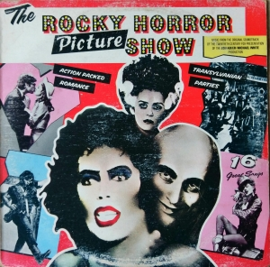 The Rocky Horror Picture Show ‎- The Rocky Horror Picture Show - Original Sound Track - LP