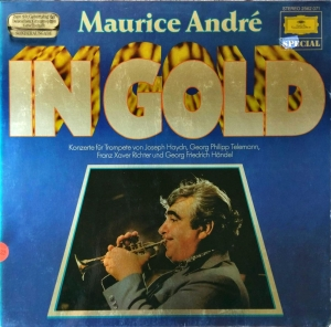 Maurice Andre ‎- In Gold - LP