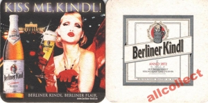 Berliner Kindl -  Kiss me, kindl ! - Niemcy