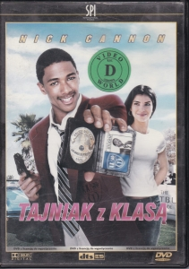 Tajniak z klasą DVD (N. Cannon, R. Sanchez)