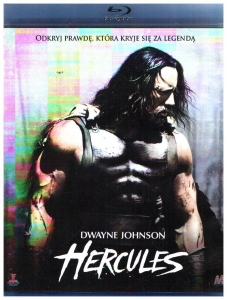 Hercules Blu-ray (Dwayne Johnson)