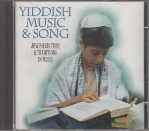 Yiddish Music & Song  - CD