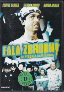 Fala zbrodni DVD (L. Lasser, P. Smith)